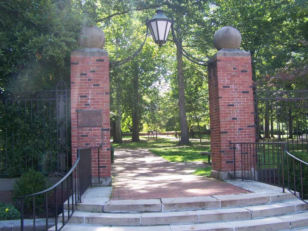 brickpath ou gate